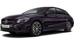 Mercedes CLA-Класс универсал