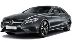 Mercedes CLS-Класс купе