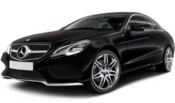Mercedes Е-Класс купе