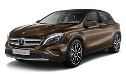 Mercedes GLA-Класс