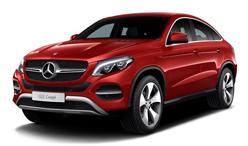 Mercedes GLE-Класс купе