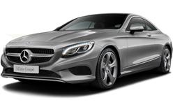 Mercedes S-Класс купе