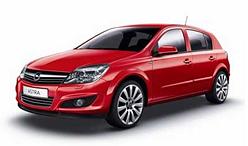 Opel Astra Family хэтчбек